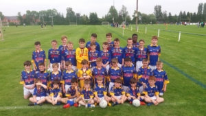 Parnell's visit Coventry GAA Community – Saturday 4th June