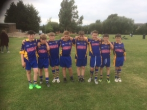 June 2017 U12 Blitz Report and Scores by Cormac O'Brien