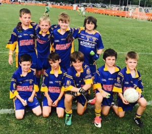 ABC U10 Parnells Blue Report by Tim Slattery