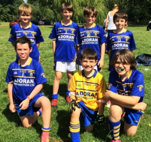 U10's @ St Anthony's Blitz 1.7.2017-Report from Alan Carolan