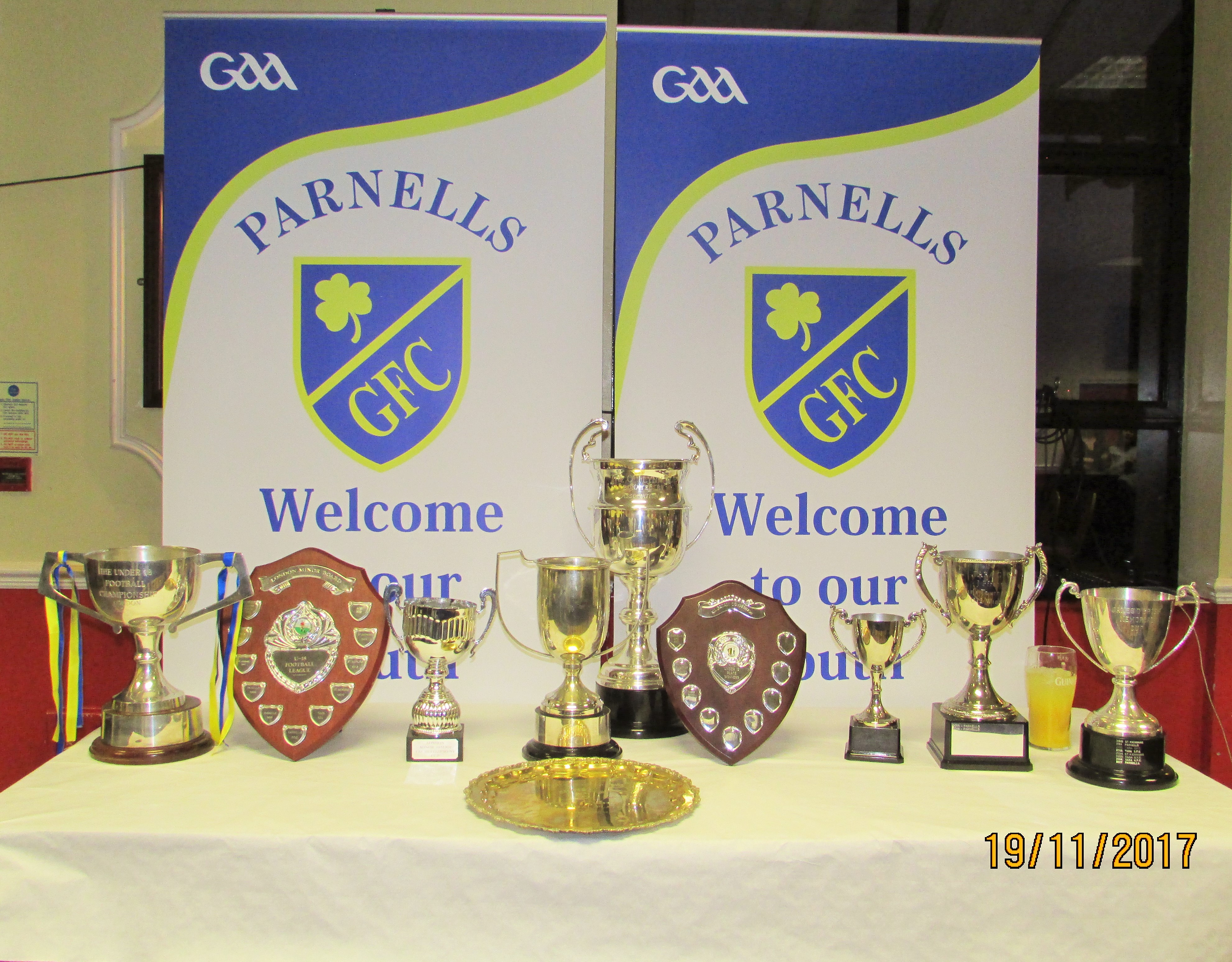 Parnells Youth Presentation 2017