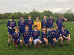 28.4.2018 Conrad Ryan U14 Tournament