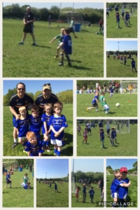 7.5.2018 U6 Peter McGlynn Blitz report by Laurence Wrenn