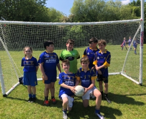Parnells London Go Games Blitz U10's Report 20.5.2018