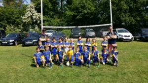 Parnells London Go Games Blitz U8's Report 20.5.2018