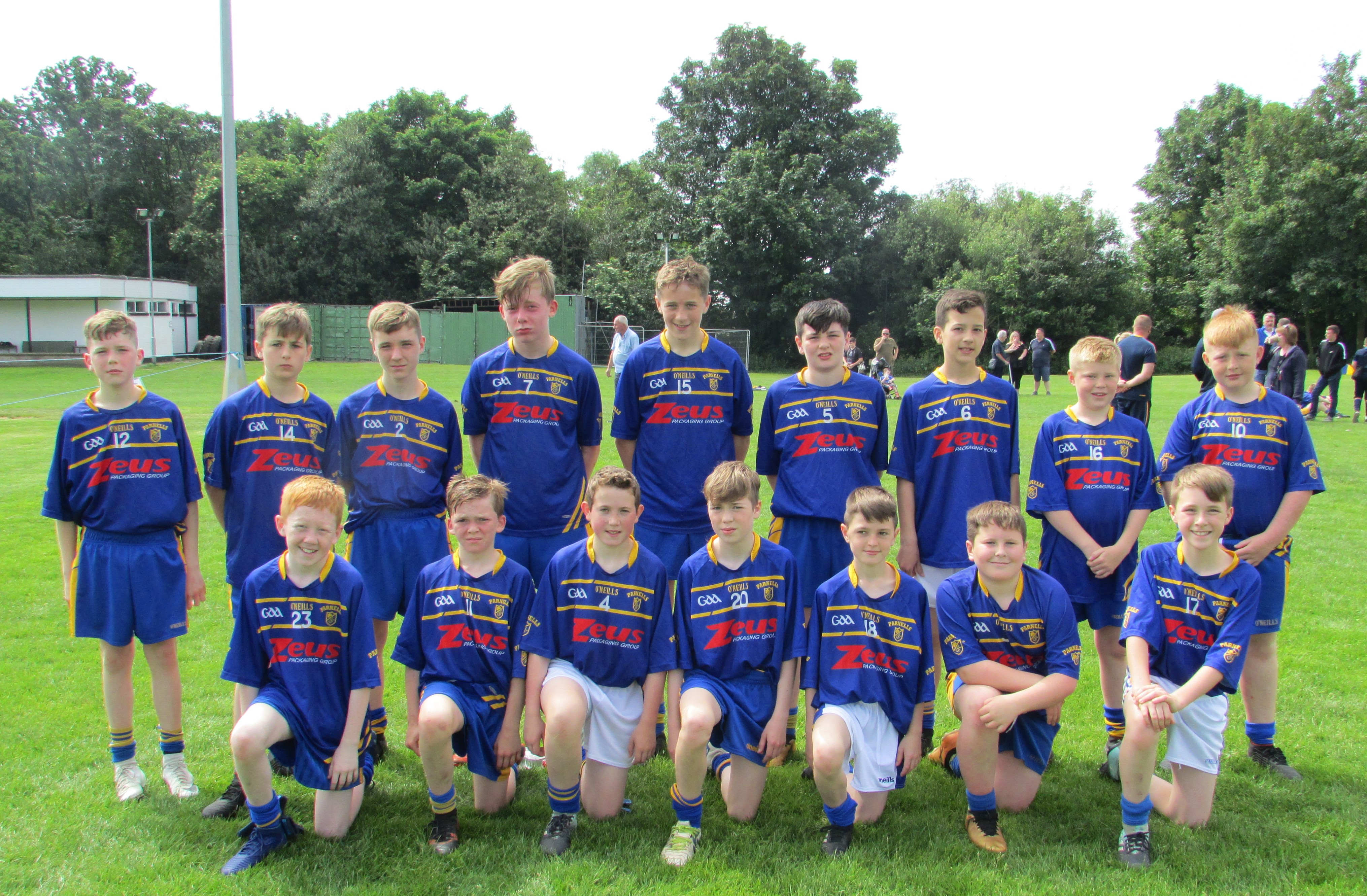 U13 Blitz Review 10.6.2018