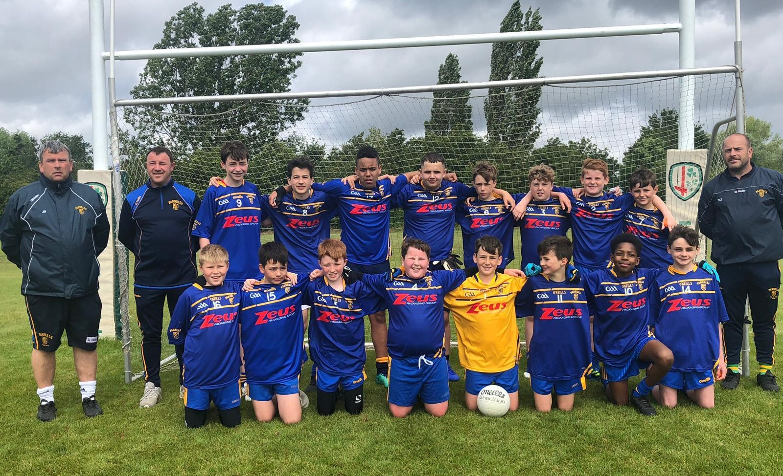 18.6.2019 Youth Football – a look at the recent action around the age groups