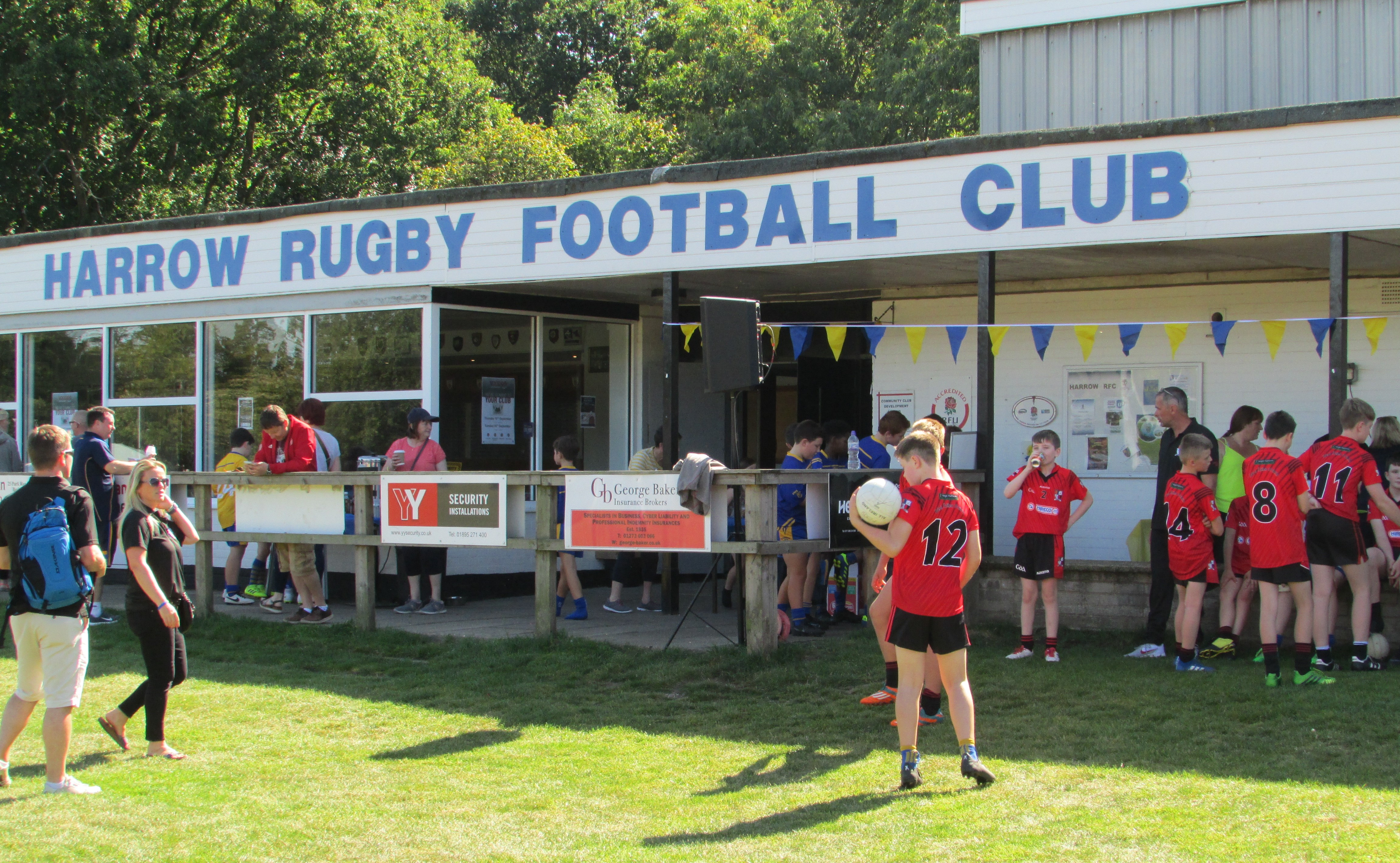 Youth Commemorative Games Day-Looking back