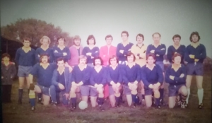 Tom Connolly R.I.P – Parnells Tribute (see Pitch Talk for funeral details)
